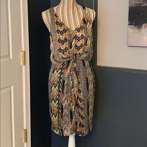 2/$15 Jessica Simpson Colorful Dress